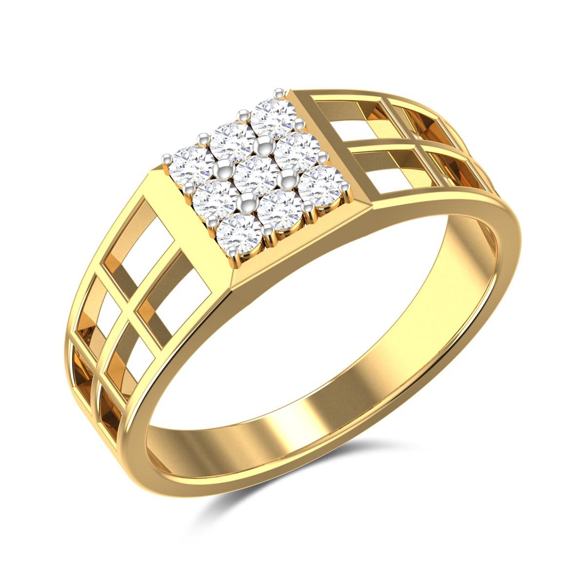 Basilwish Diamond Ring