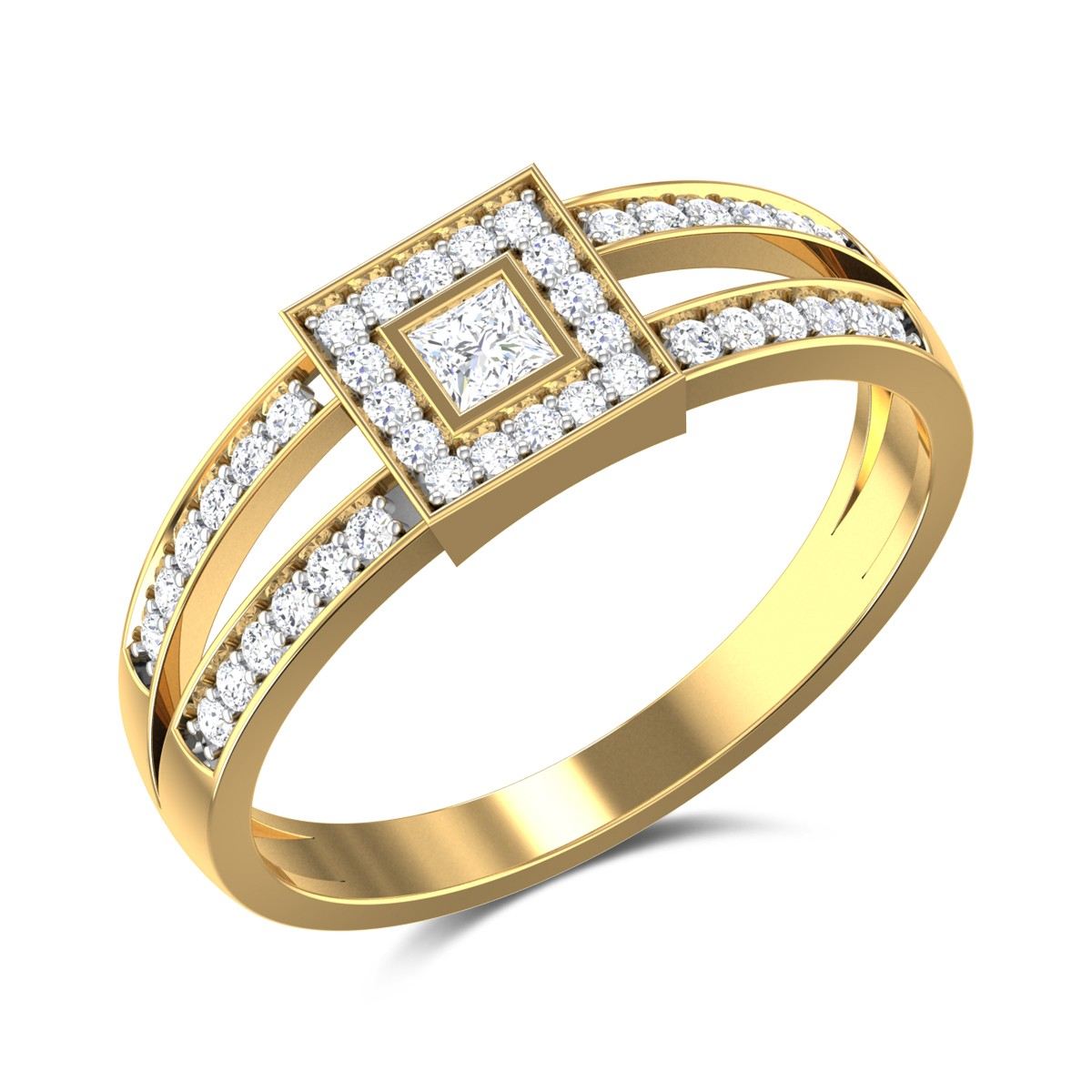 Nyia Diamond Ring