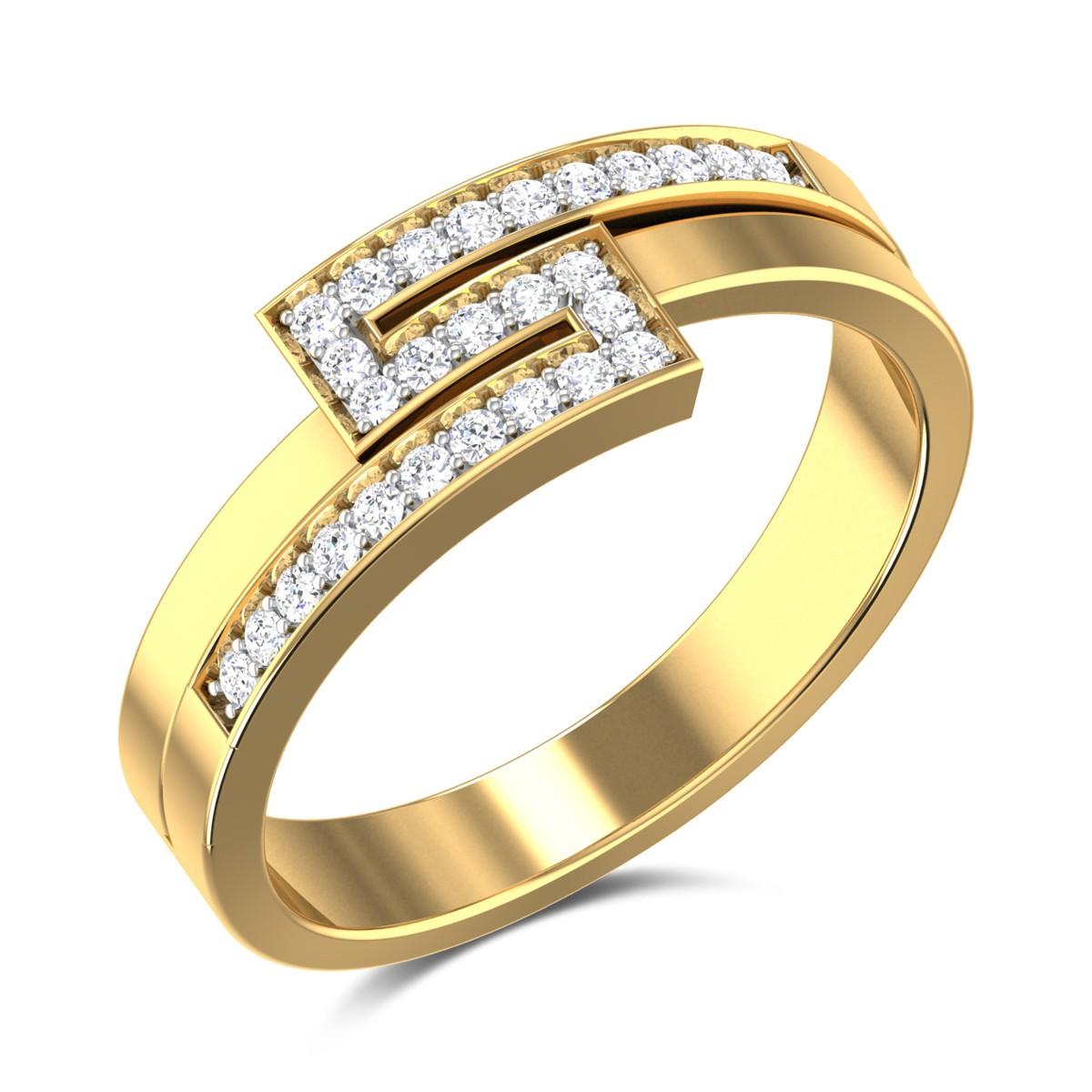 Rory Diamond Ring