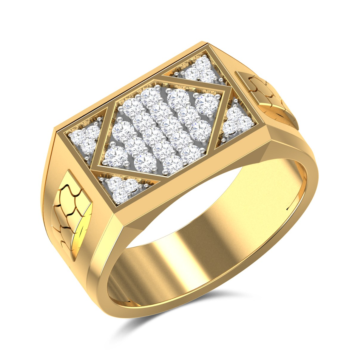 Shona Diamond Ring