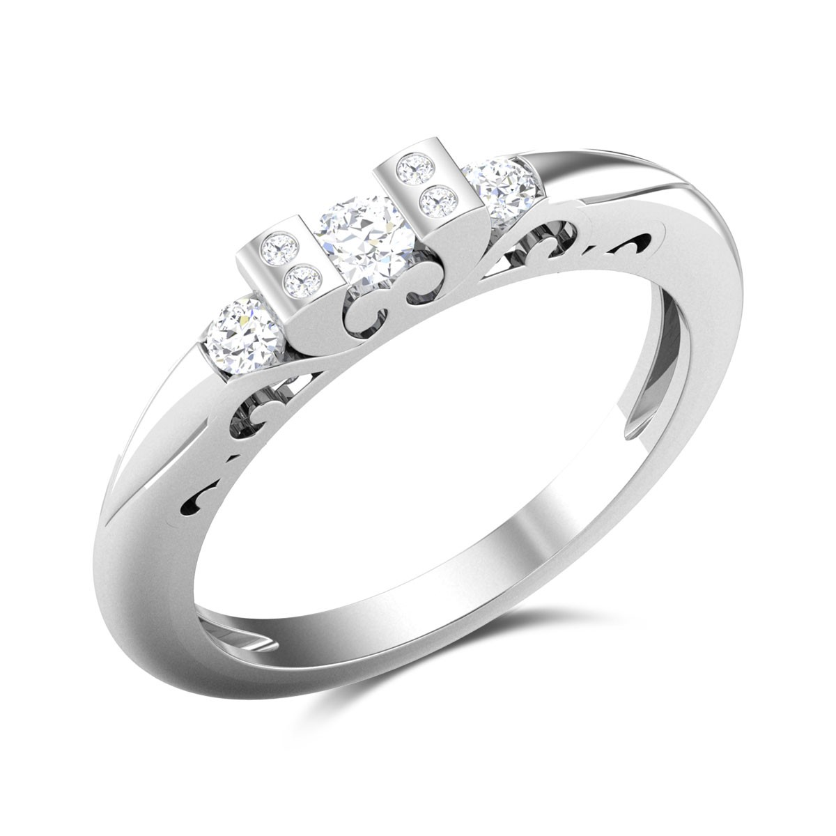 Purcell Siamond Ring