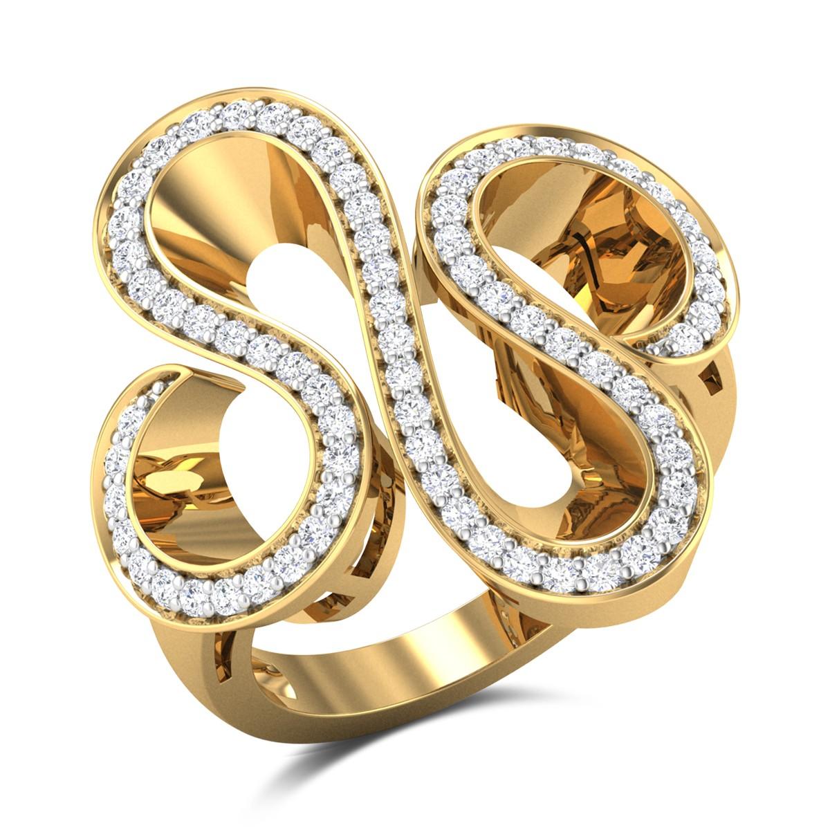 Abichail Diamond Ring