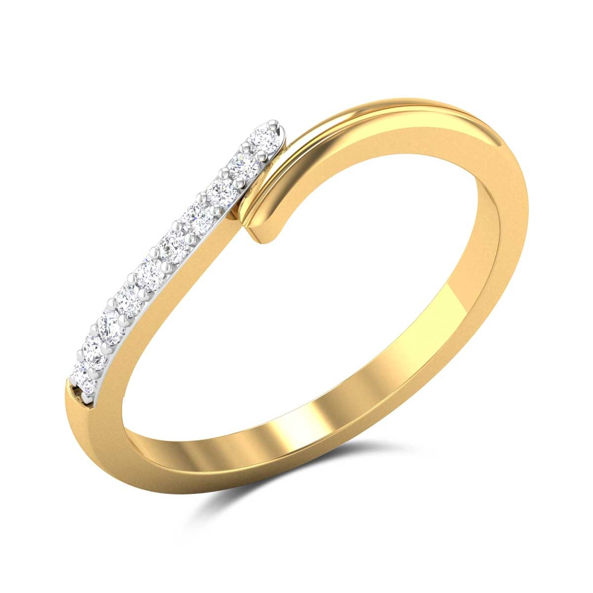 Aefentid Elegant Diamond Ring