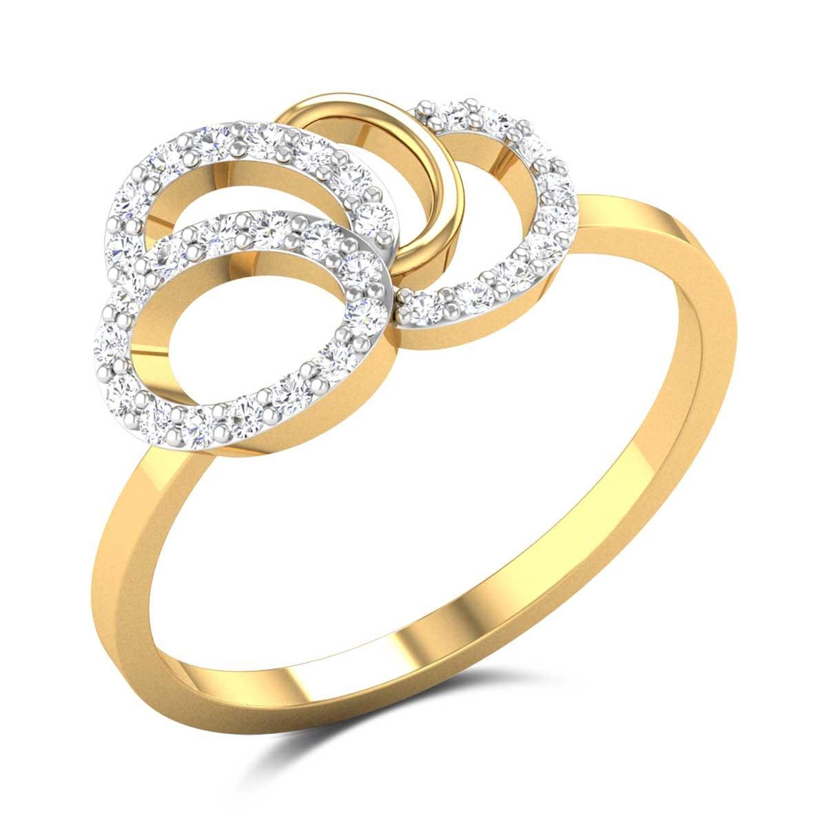 Aeldra Diamond Ring