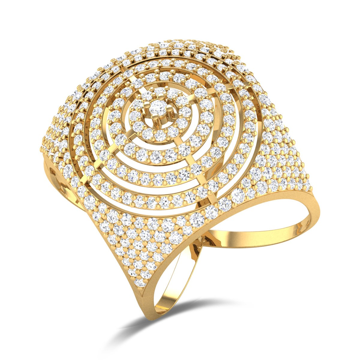 Badar Royal Diamond Ring