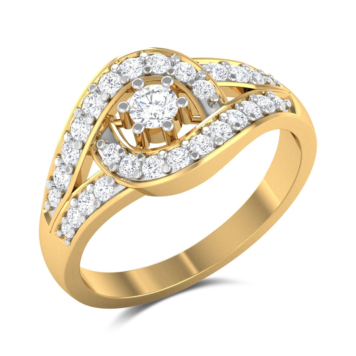 Issan Diamond Ring