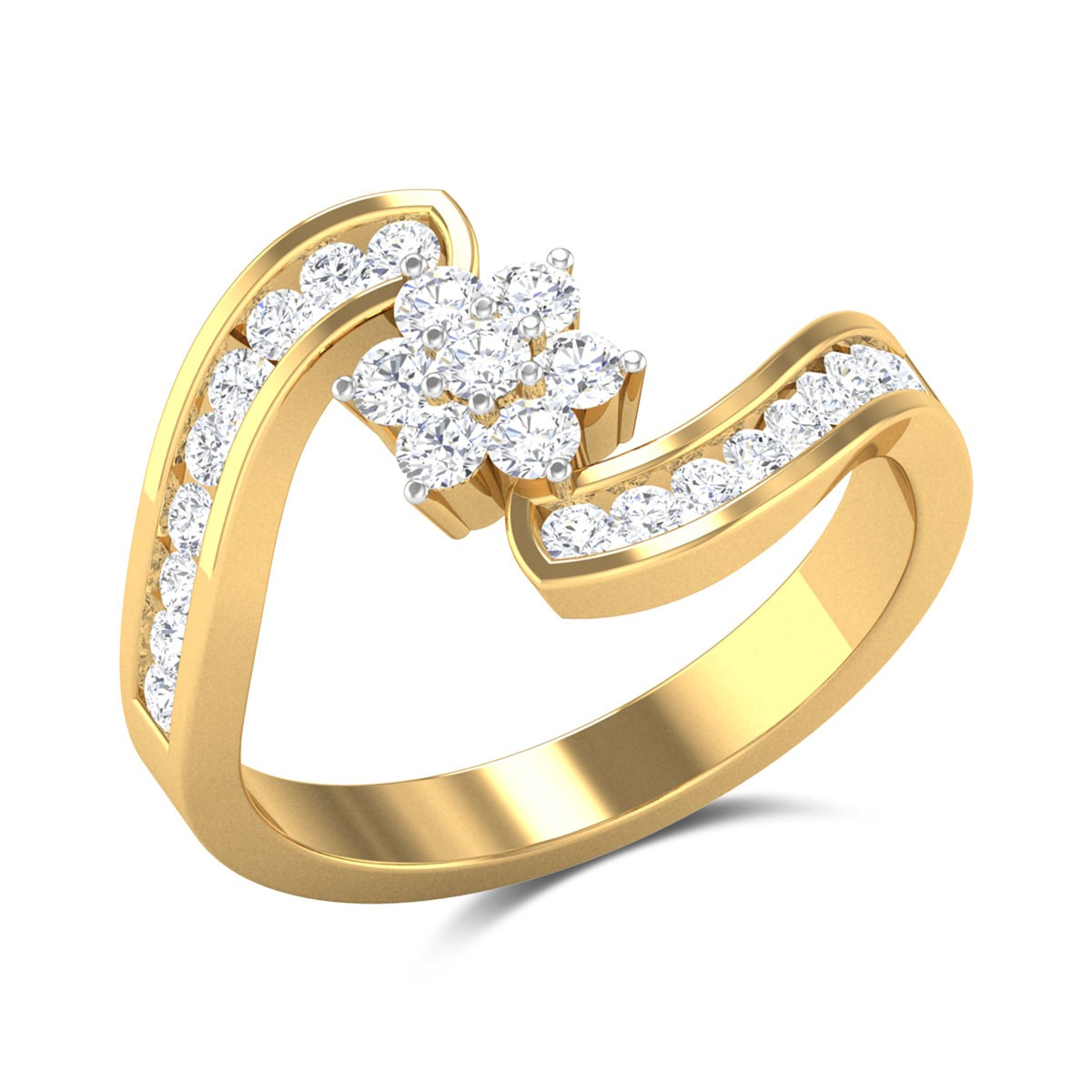 Karni Diamond Ring