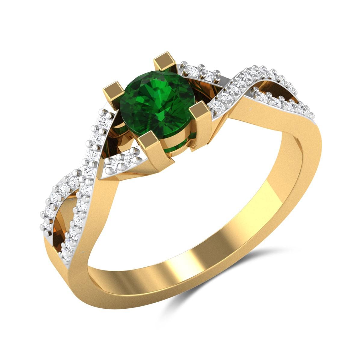 Koshi Infinity Diamond Ring