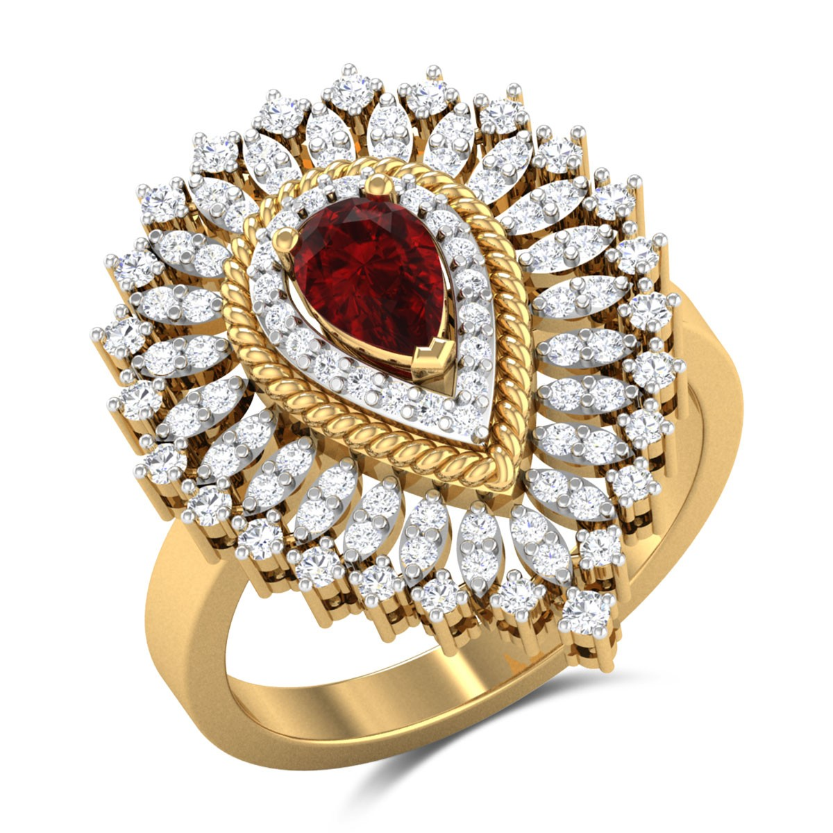 Kudrat Diamond Ring