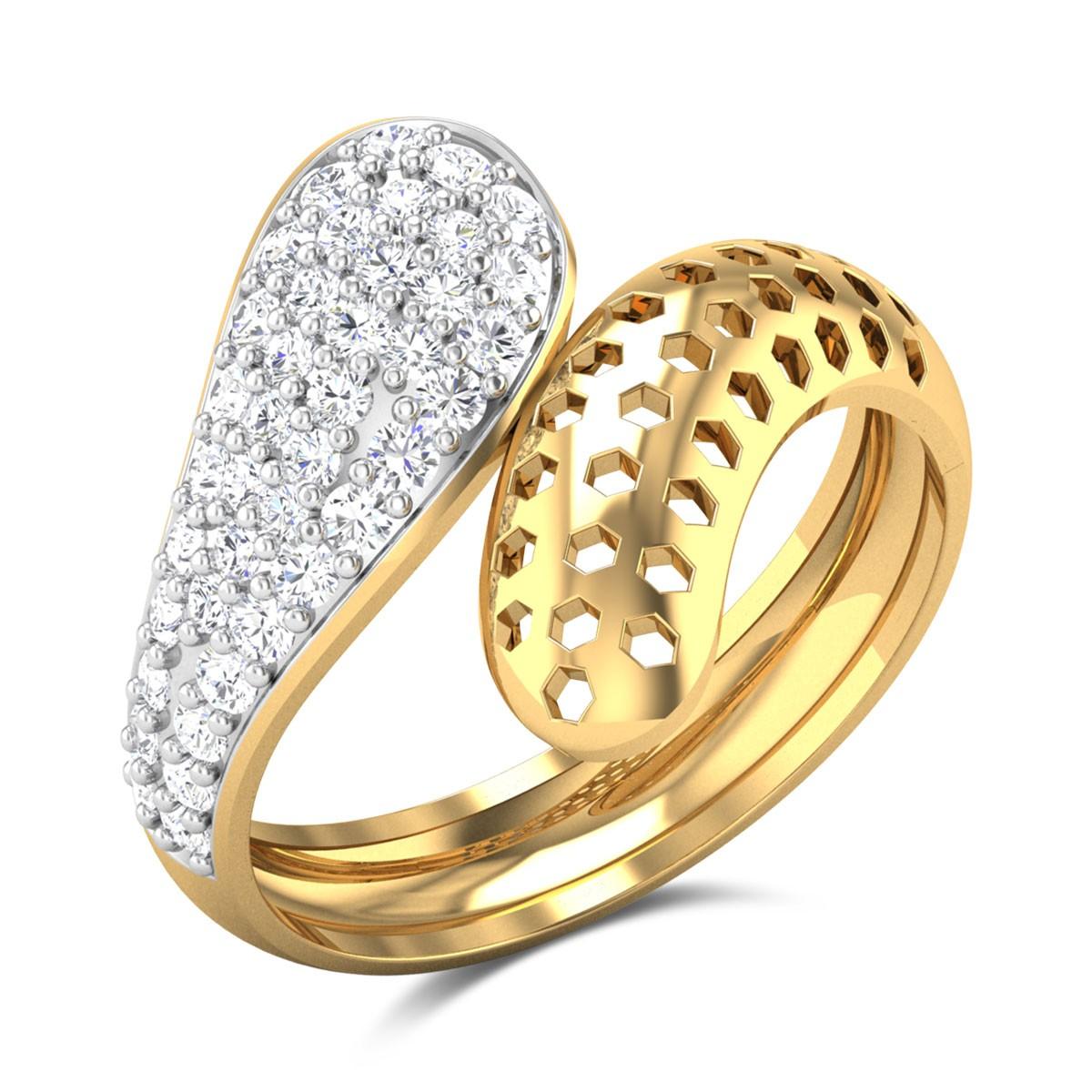 Gael Diamond Ring