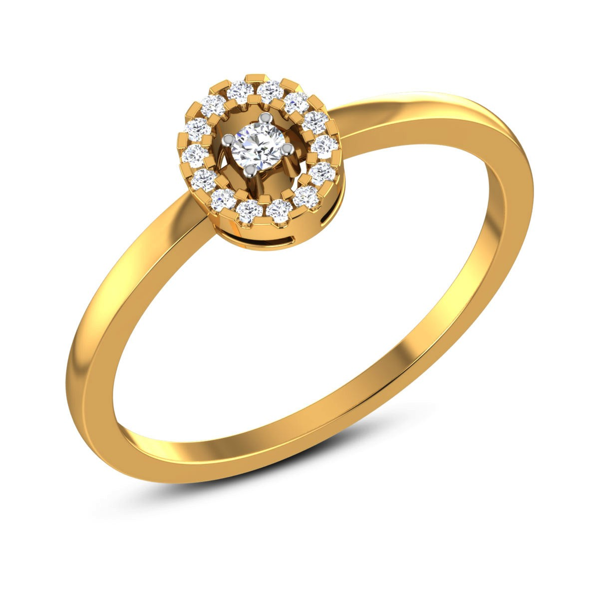 Melita Diamond Ring