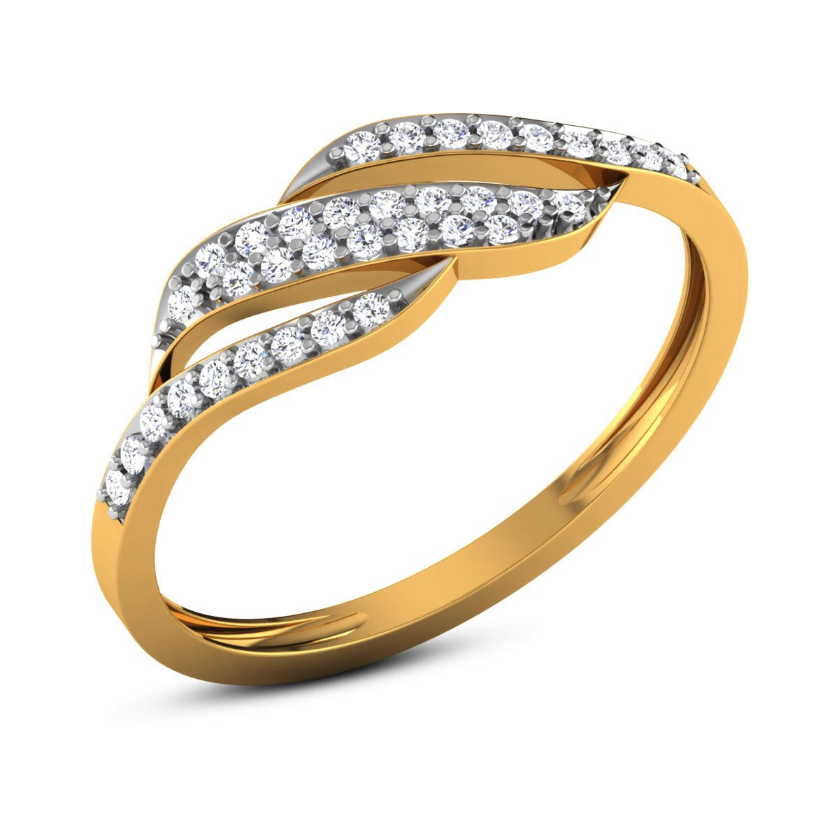 Norvin Diamond Ring