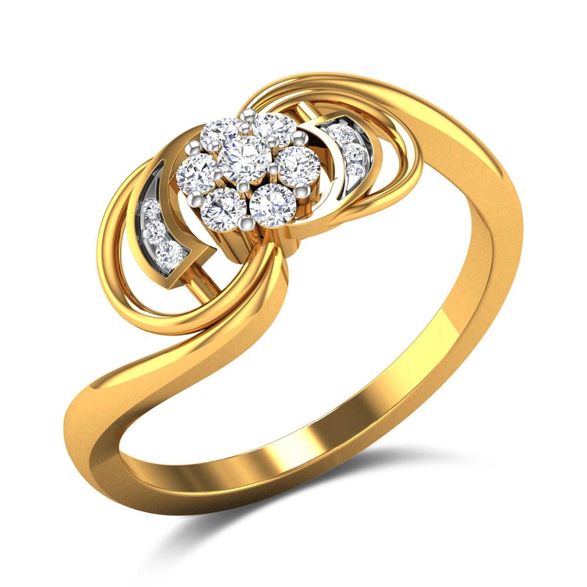 Campbell Diamond Ring