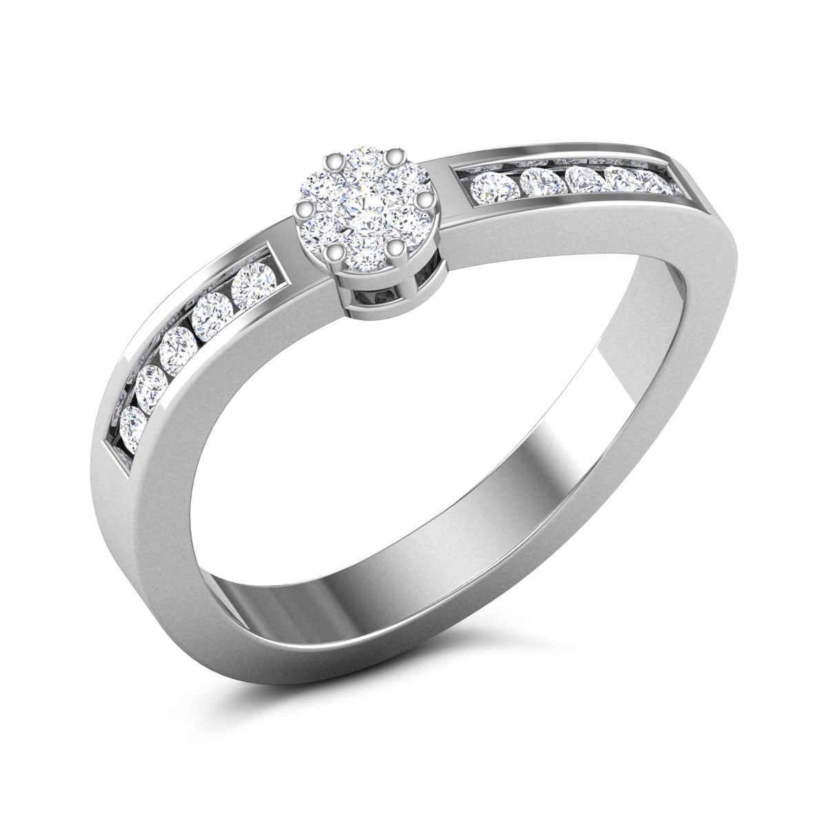 Xanadu Diamond Ring