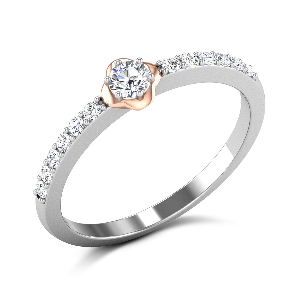 Zelda Diamond Ring