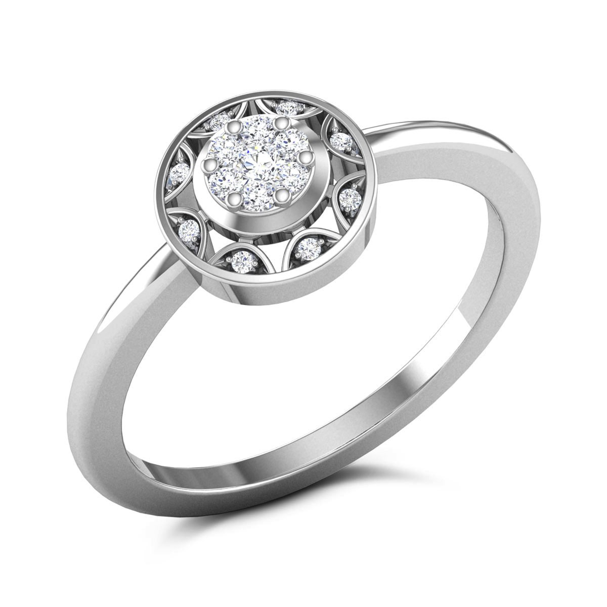 Dylan Diamond Ring