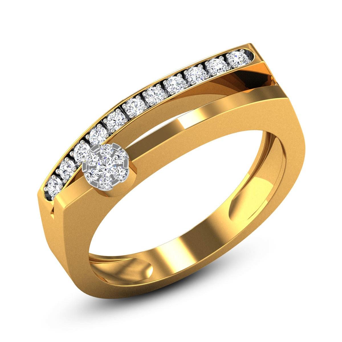 Thadine Diamond Ring
