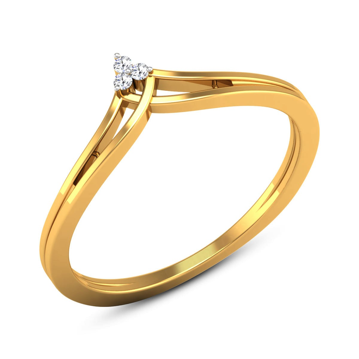 Anchitha Diamond Ring