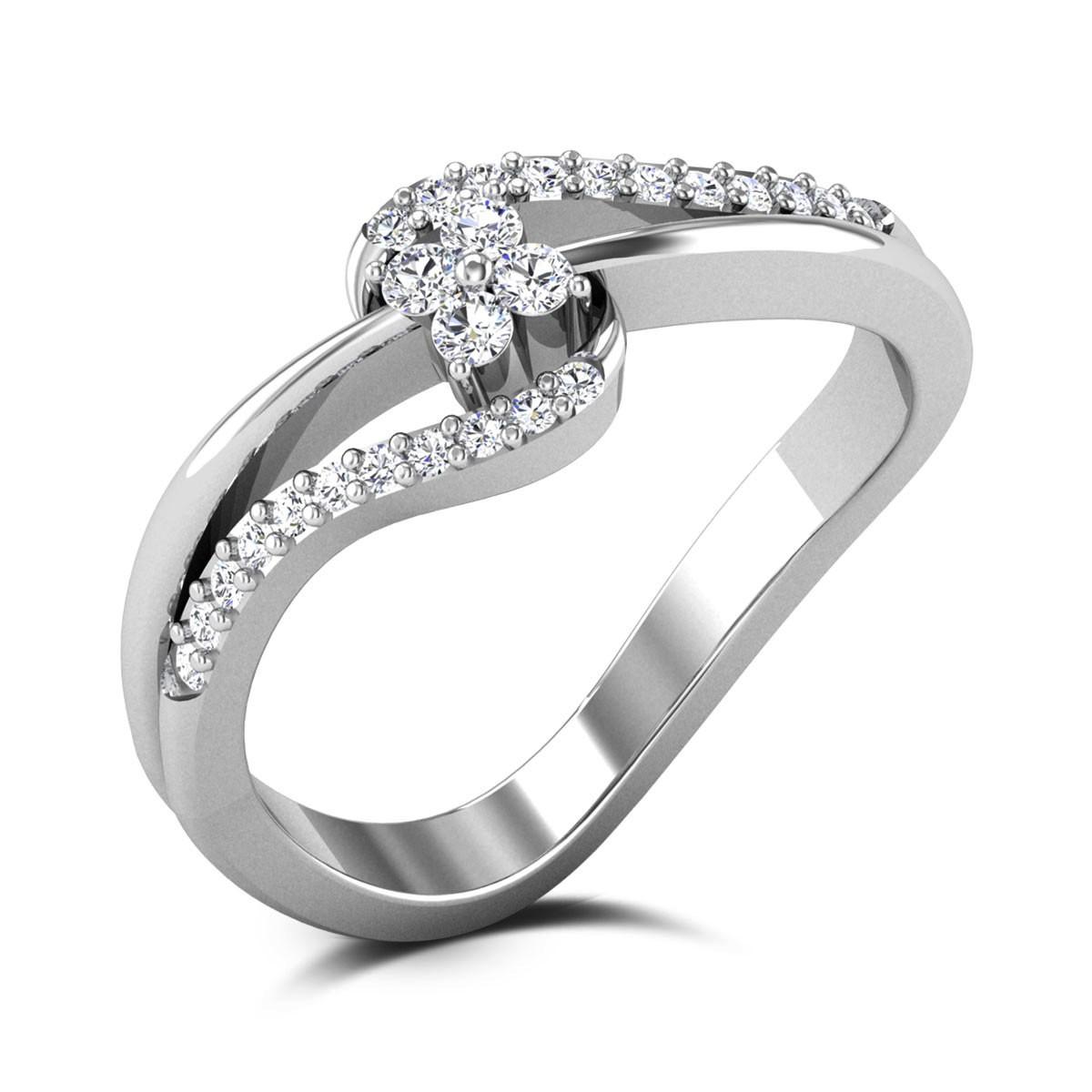 Aina Diamond Ring
