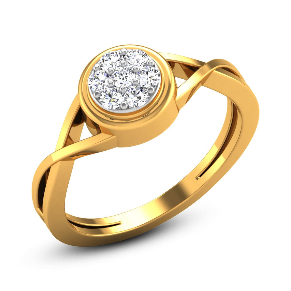 Akshita Diamond Ring