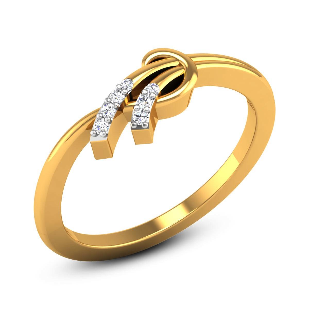 Anaga Diamond Ring