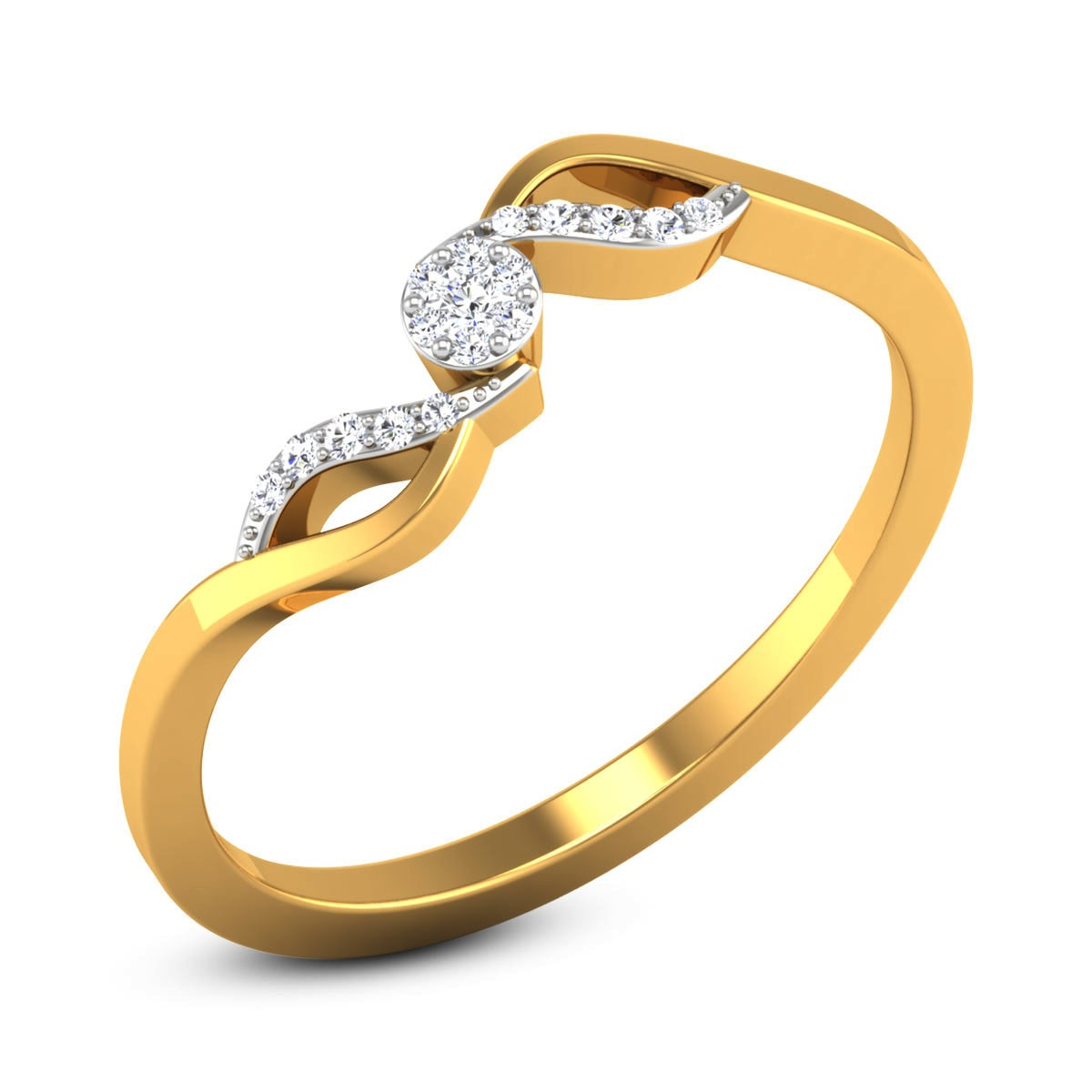 Aninditha Diamond Ring