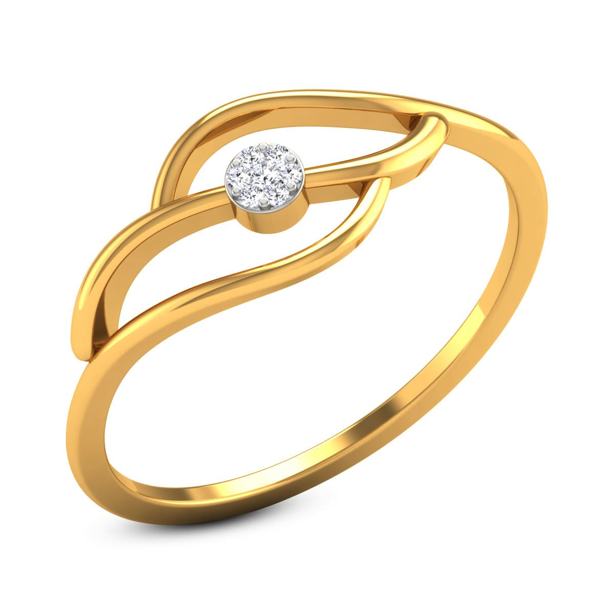 Aashna Diamond Ring