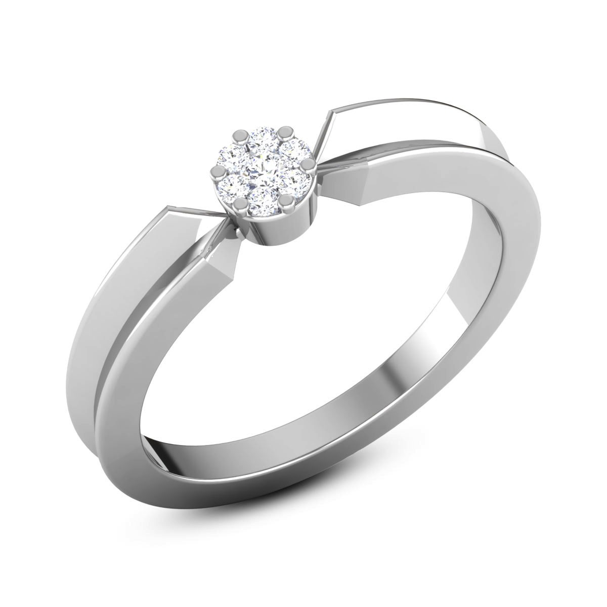 Atmaja Diamond Ring