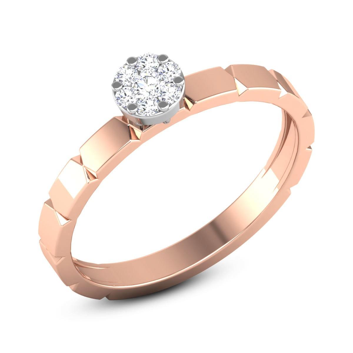 Ulric Diamond Ring