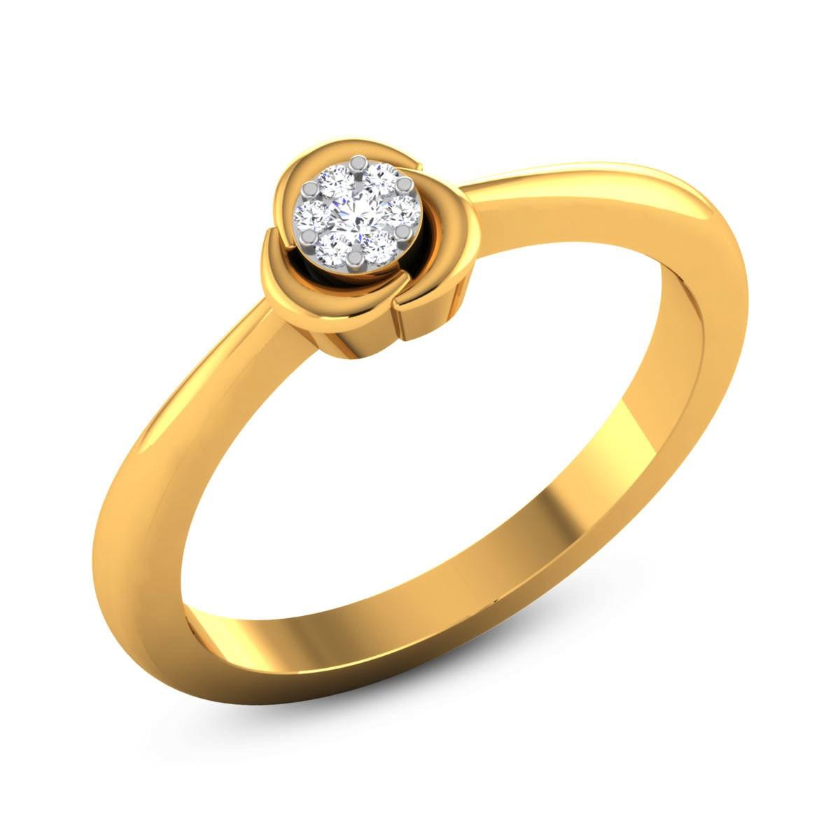 Theron Diamond Ring