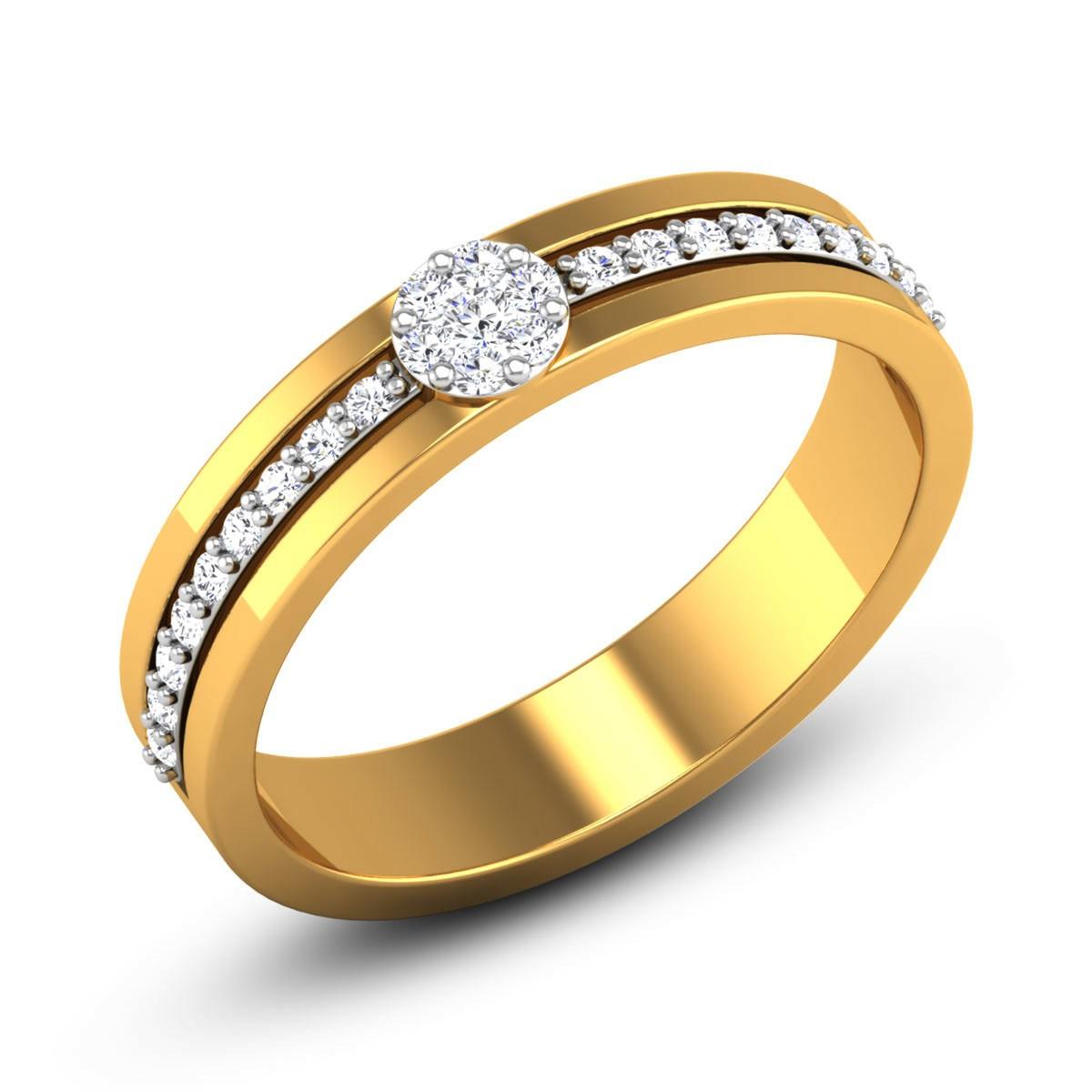 Zaliki Diamond Ring