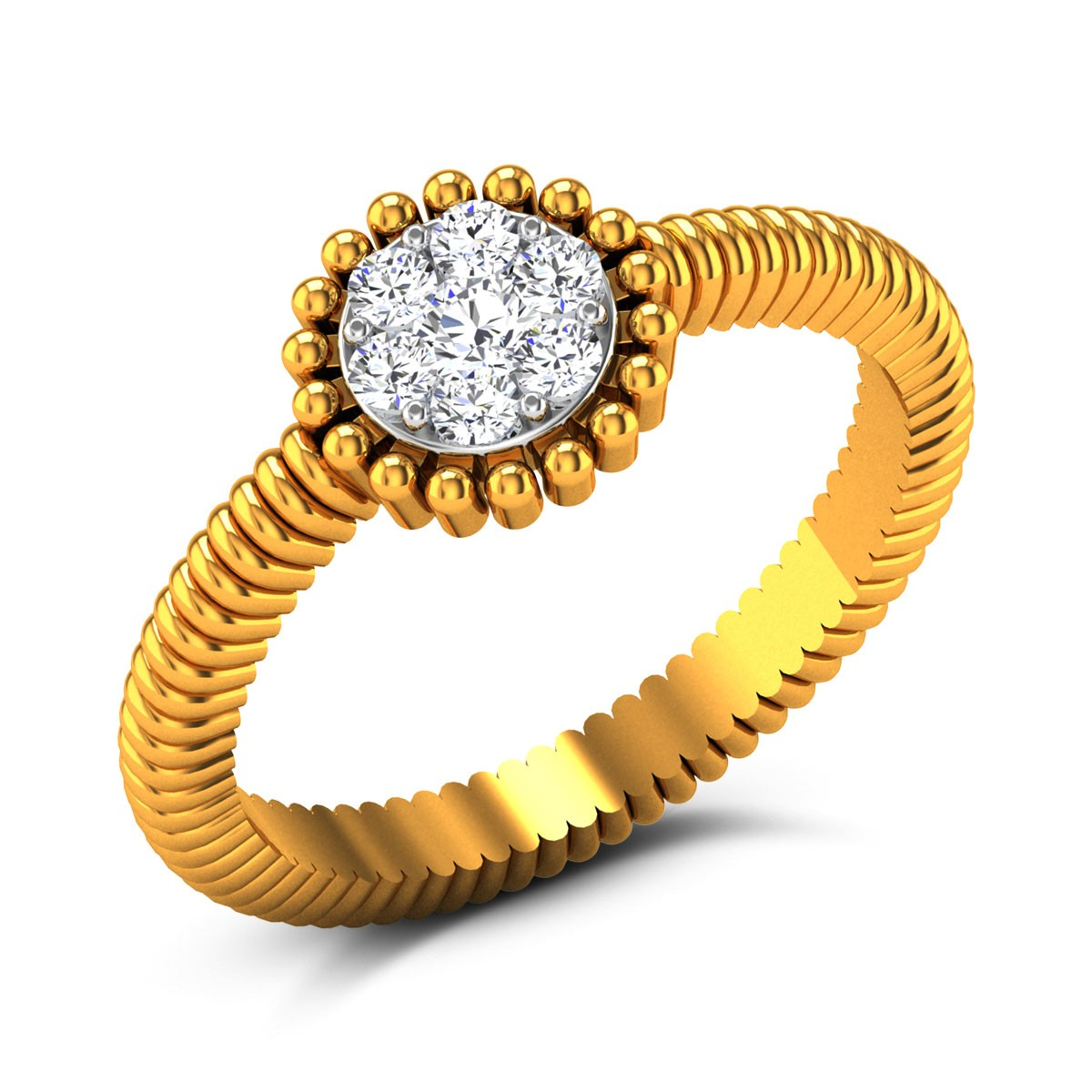Xenos Diamond Ring