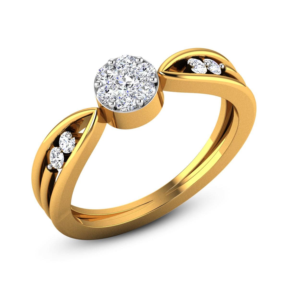 Samara Diamond Ring