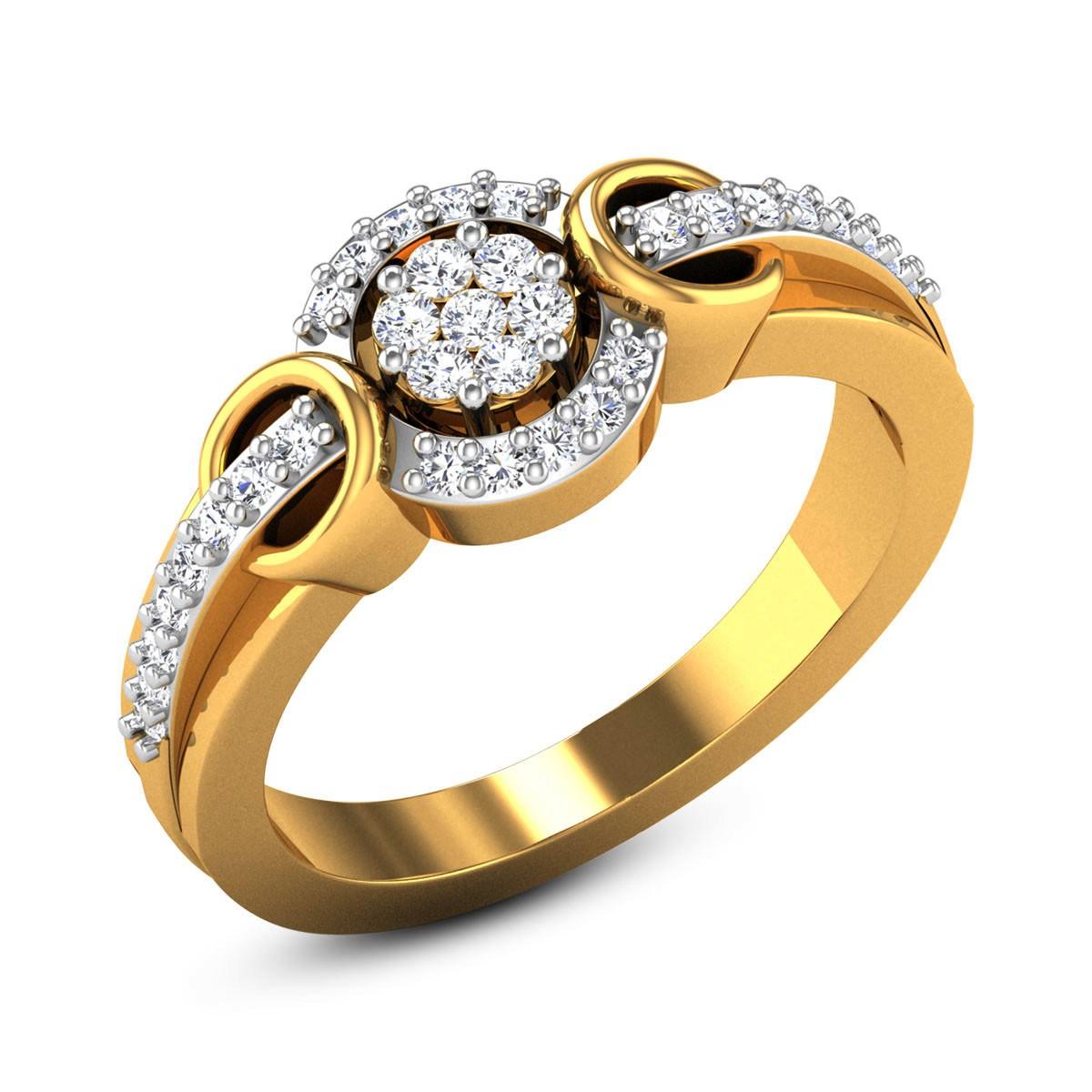 Sirena Diamond Ring