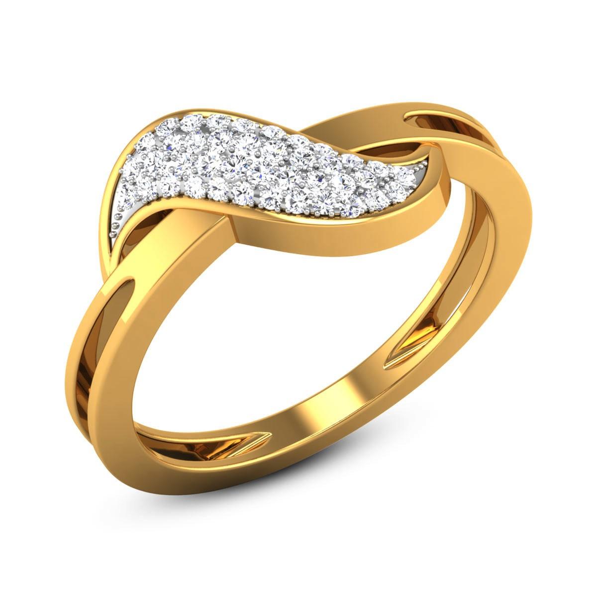 Silas Diamond Ring