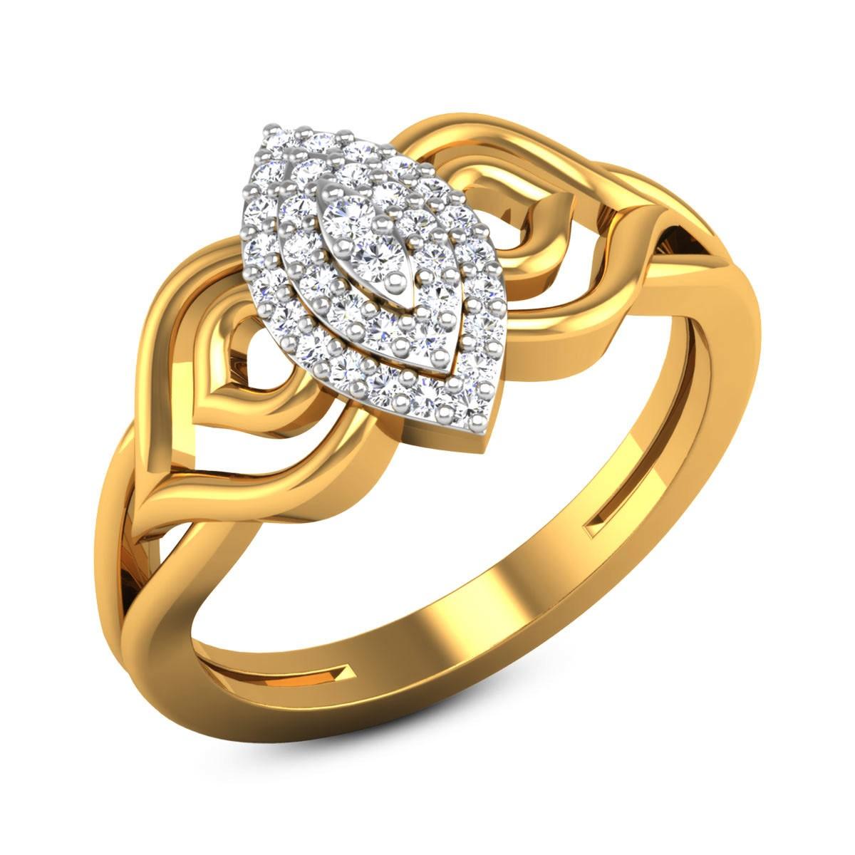 Abel Diamond Ring