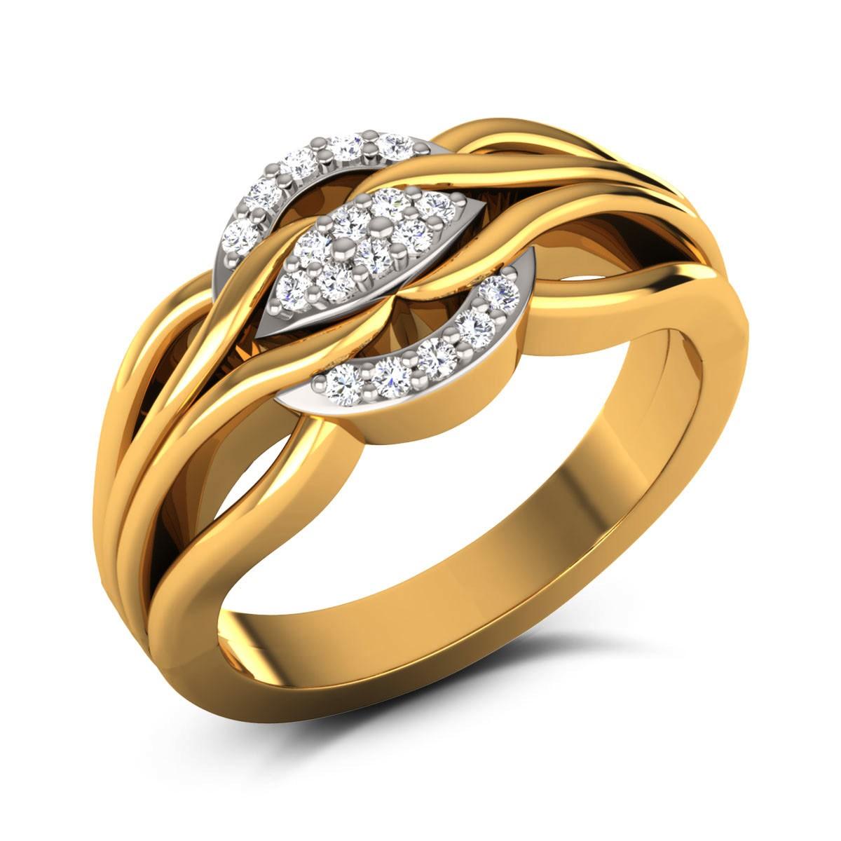 Abhisoka Diamond Ring
