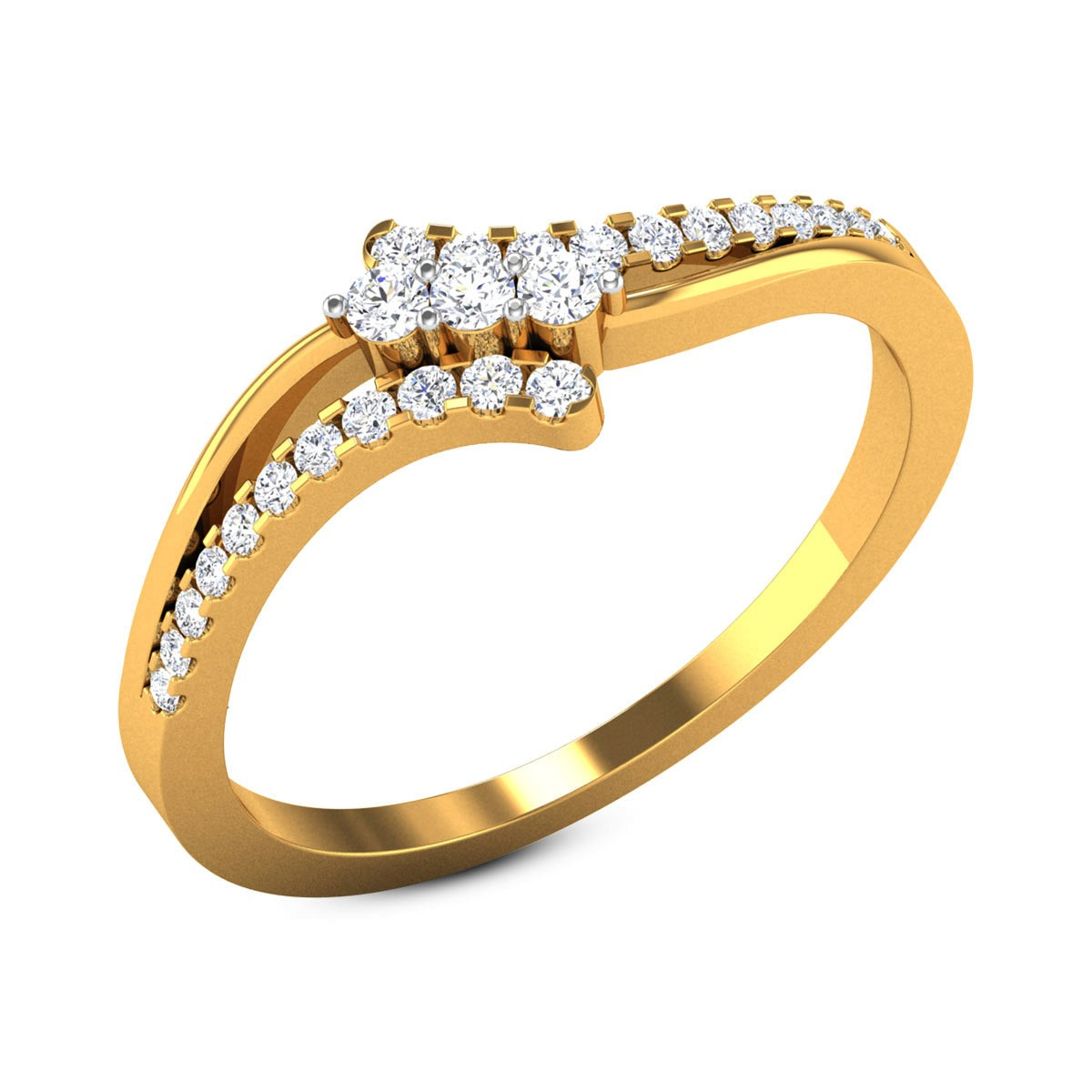 Winchell Diamond Ring