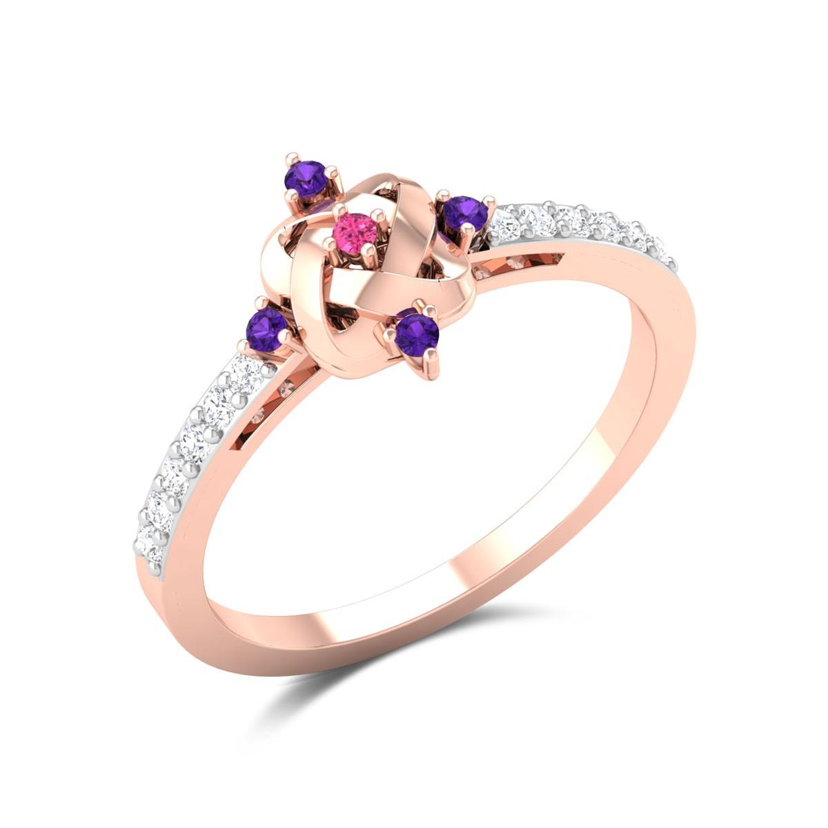 Hajeera Diamond Ring