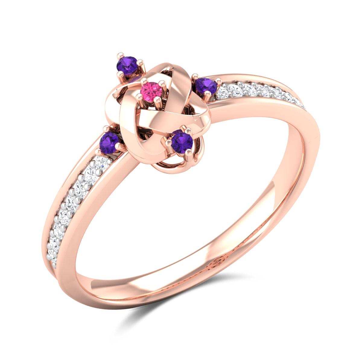 Mamata Diamond Ring
