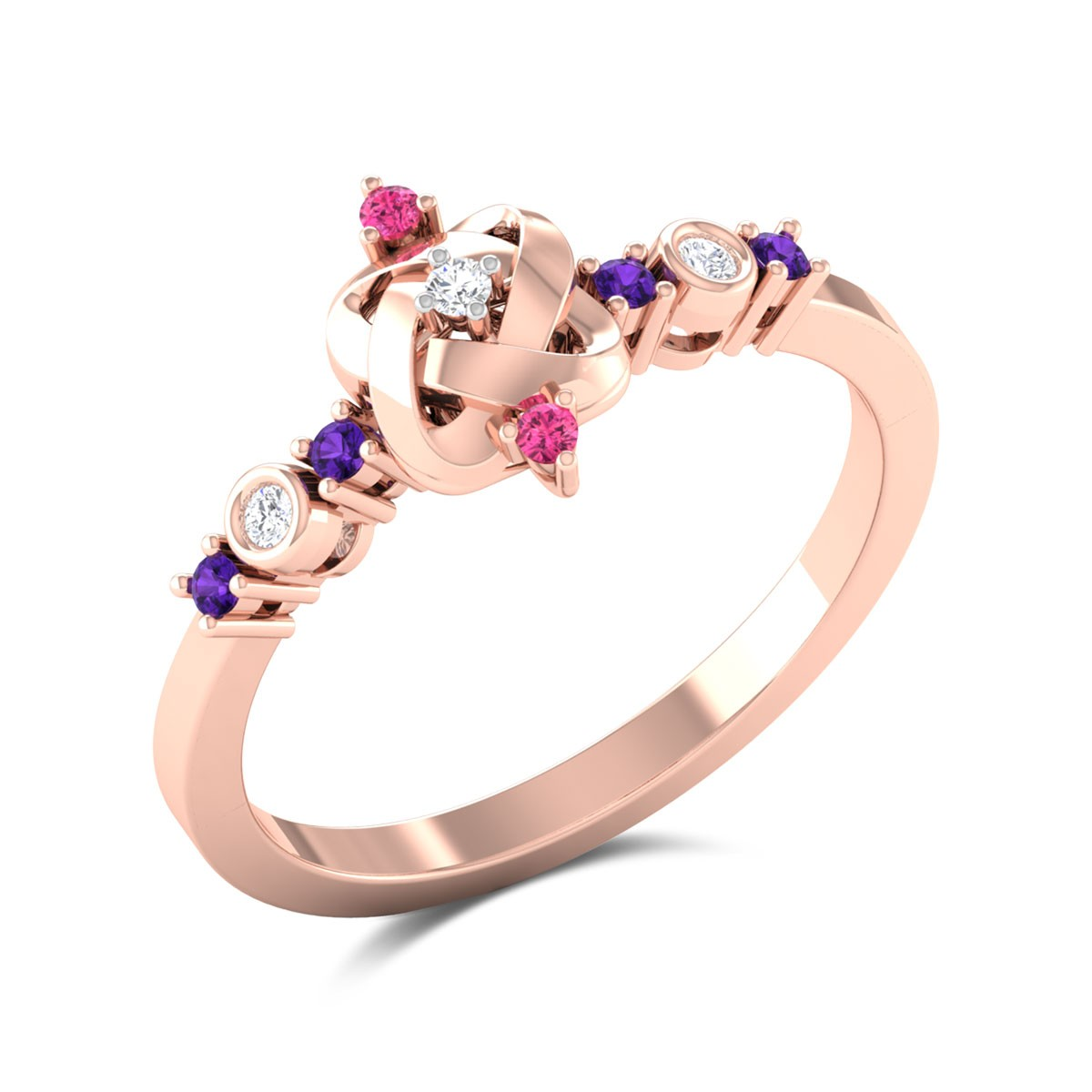 Lalit Diamond Ring