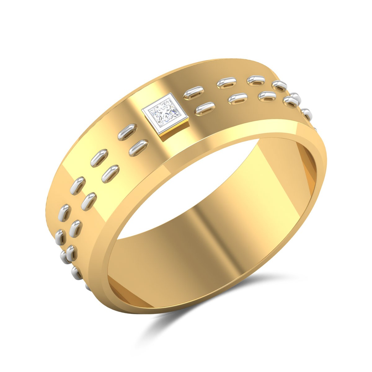 Dev Diamond Ring