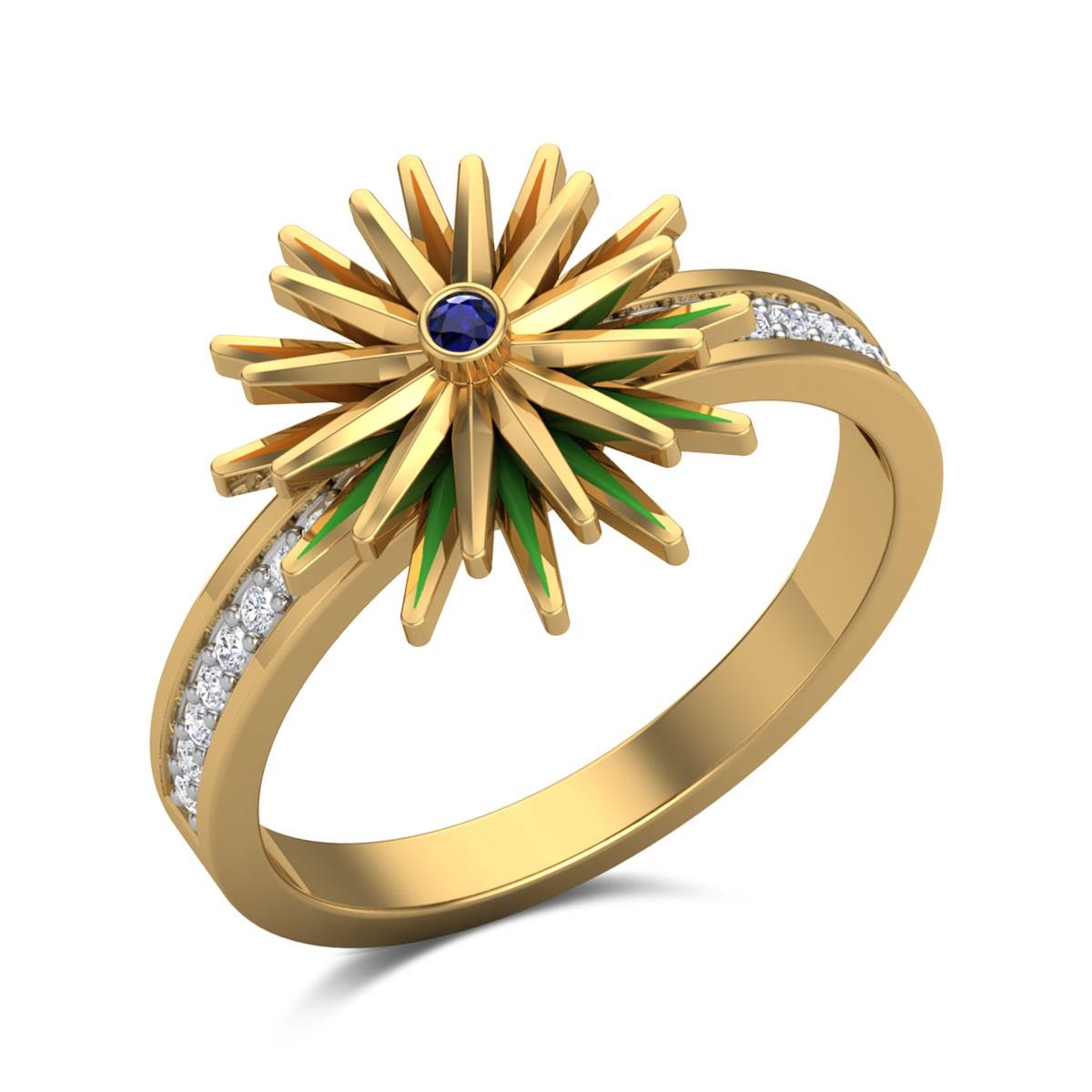 Aashi Diamond Ring