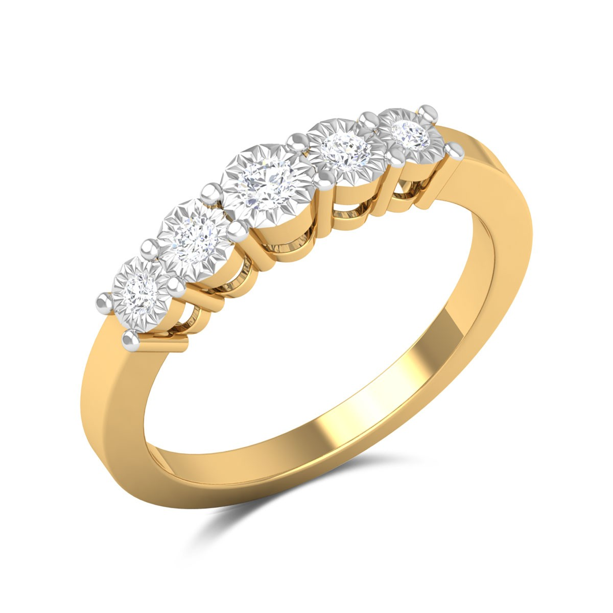Abyudh Diamond Ring