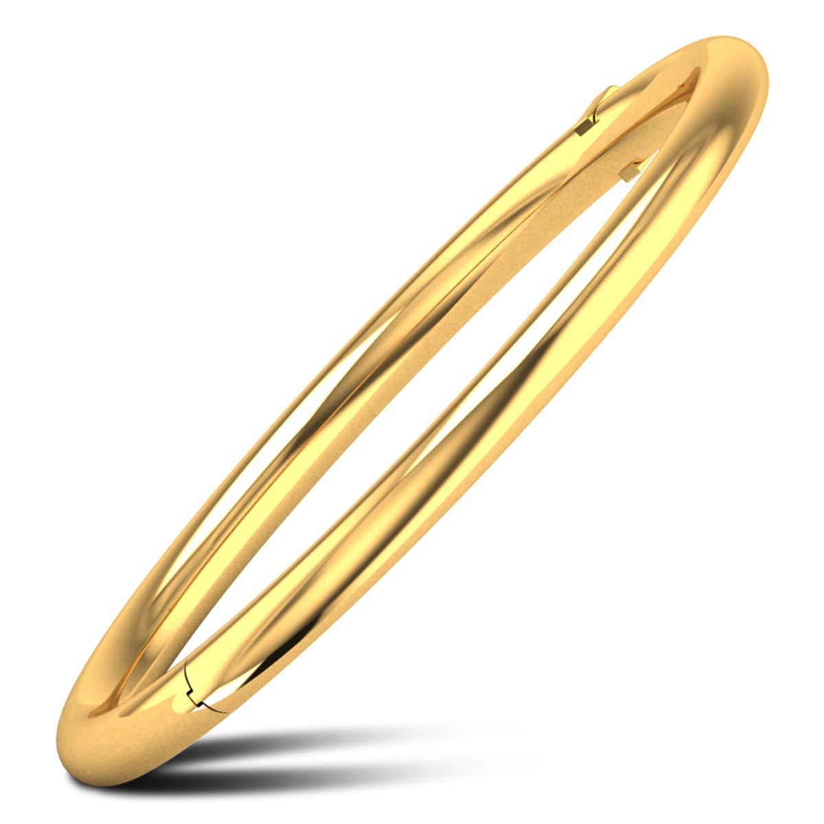 Willow Gold Bangle