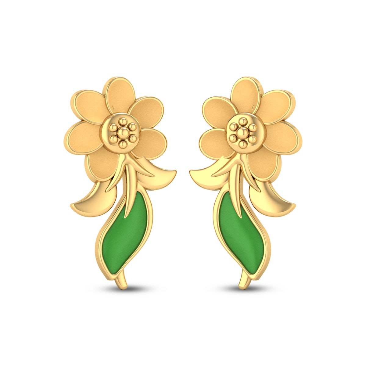 Anya Gold Earrings