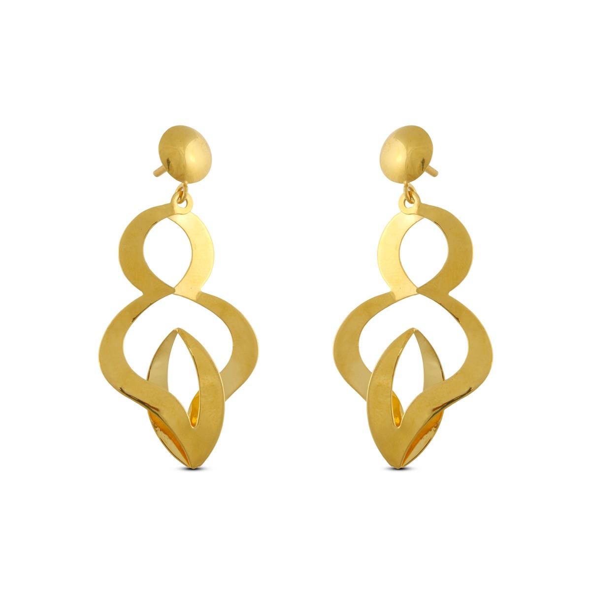 Catalina Gold Earrings