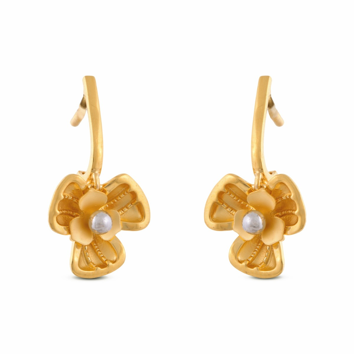 Alana Gold Earrings