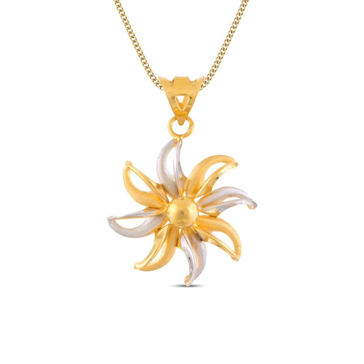 Fritzi Gold Pendant