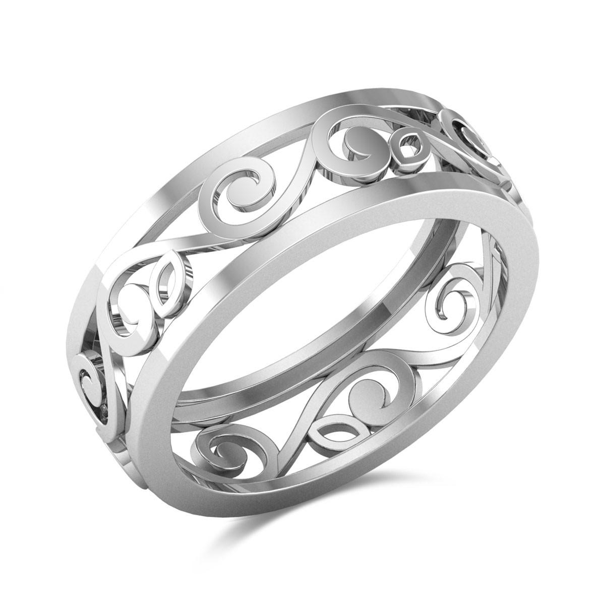 Advaiya Gold Ring